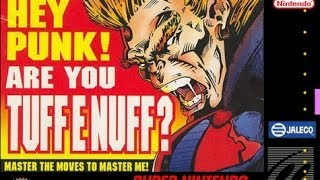 Hey Punk Are You Tuff E Nuff