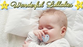 Super Relaxing Baby Piano Lullaby ♥ Soft Calming Bedtime Sleep Music ♫ Good Night Sweet Dreams