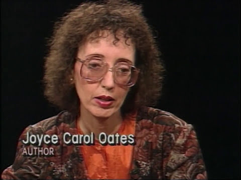 Joyce Carol Oates interview (1992)
