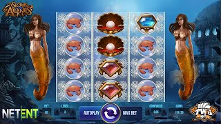 Secrets of Atlantis Online Slot from NetEnt 🐟