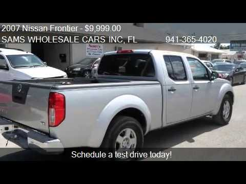 2007 Nissan Frontier SE Crew Cab Long Bed 2WD   For Sale In