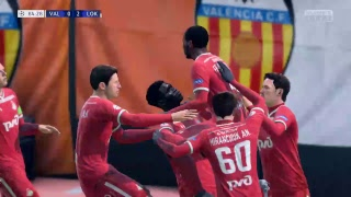 FIFA 19  ИГРА ПРЯМОЙ ЭФИР Лига Чемпионов