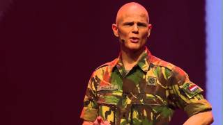 How to speak to your troops on the eve of battle | General Jan Swillens | TEDxKMA