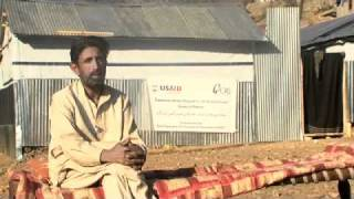 USAID Provides Winter Shelter for Flood Victims in Pakistan