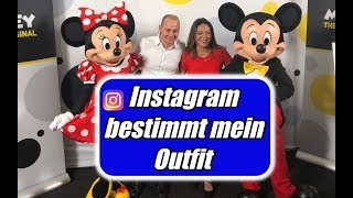 Instagram bestimmt mein Outfit - Vlog#1056 Rosislife