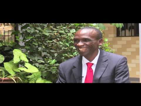 #TopSport: I am sport - Conversation with Olympic gold medallist Eliud Kipchoge