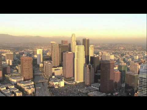 Orbic Air Helicopter Tour of Los Angeles