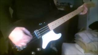 Manic Street Preachers - If You Tolerate This, Your  Children Will Be Next Bass Cover 2