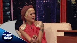 Tonight Show - Poppy Sofia Tatto - Artis