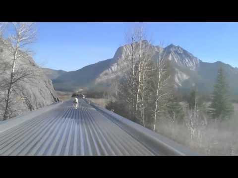 Via Rail No.1 The Canadian autumn 2015