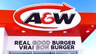 Top 10 Untold Truths of A&W