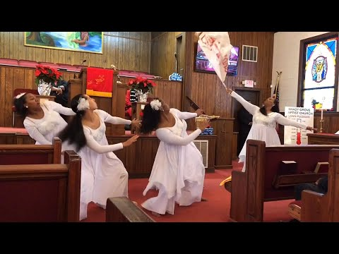 King Of Glory | Anointed Praise Dance Ministry
