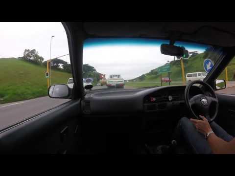 Toyota Tazz/Corolla 1300 2E Doing A Few Pulls