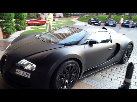 BUGATTI FAST FOOD DELIVERY!