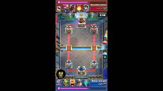 Mazo troll!!!💥😎🔨Clash royale/ Radioactive games