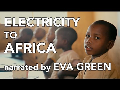 Turn The Power:On - Narrated by EVA GREEN