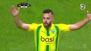 Polémica: Golo bem anulado ao Tondela? (Benfica - Tondela)