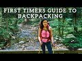 What to Bring on a Backpacking Trip | Section Hiking Appalachian Trail