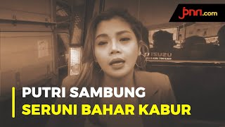 Konflik, Putri Sambung Seruni Bahar Kabur Dari Rumah - JPNN.com