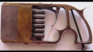 Самые необычные пистолеты в мире