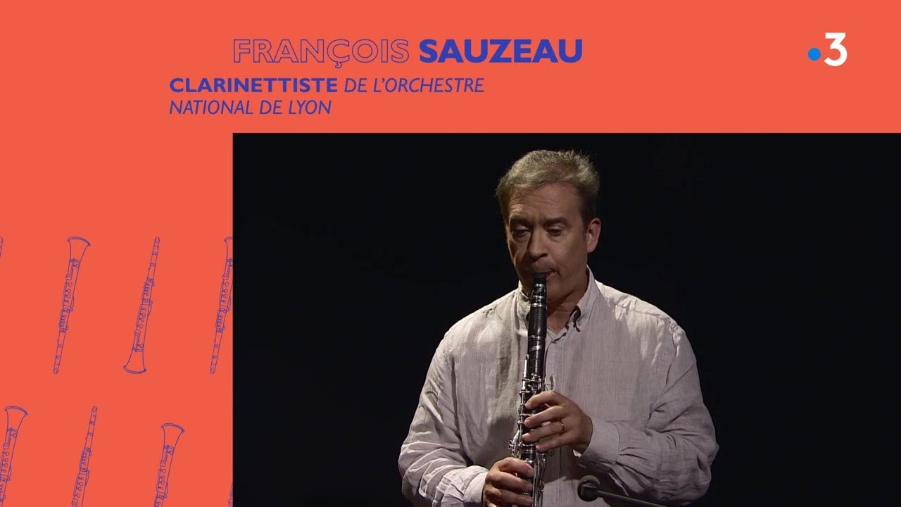 Moi Je Joue De La Clarinette Youtube