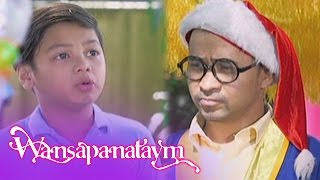 Wansapanataym: Rap-Rap learns to be contented