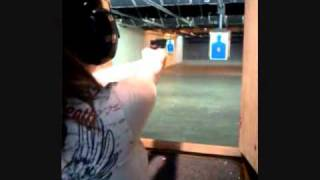 Springfield Armory XD 9mm Tactical At The Range.