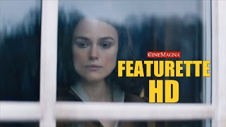 Keira Knightley The Aftermath Movie Featurette NY Screening (2019)