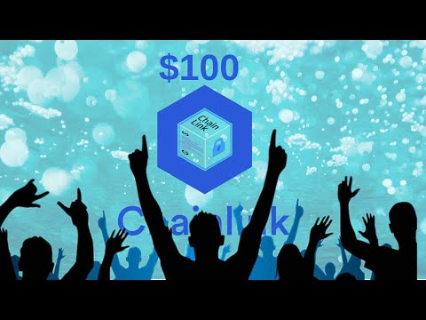 CHAINLINK TO $100 - IS CHAINLINK ABOUT TO TAKE OFF - CHAINLINK PRICE PREDICTION - NEW ALL TIME HIGH