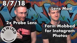 Instagram Photographers Mob Farm, Interesting Lenses, & More - Adorama Rewind