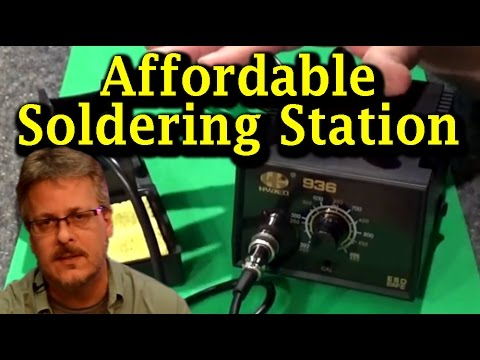 936 Soldering Station - Really Affordable from Ebay
