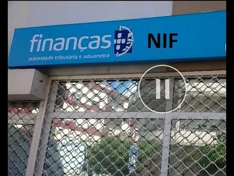 NIF - FUI AS FINANÇAS ASSISTAM