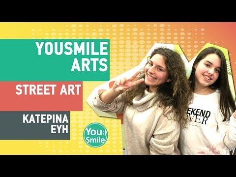 YouSmile Arts | Street Art |