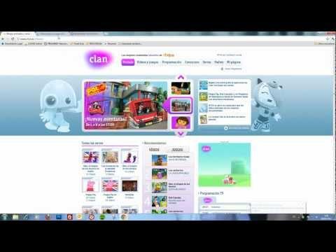 Descargar videos Clan Rtve.es