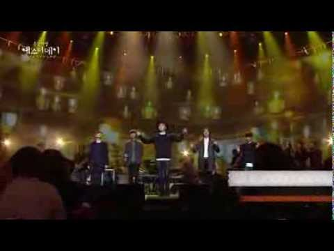 [HOT] B1A4 - One candle, B1A4 - 촛불 하나, Yesterday 20140308