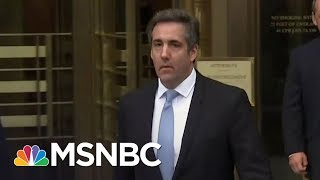 Michael Cohen's Mystery Client Is Sean Hannity   Hardball   MSNBC