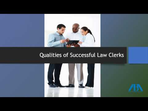 A Day in the Life of a Federal Law Clerk