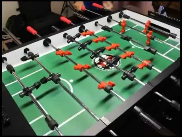 Top 10 Foosball Tables of 2018 | Video Review