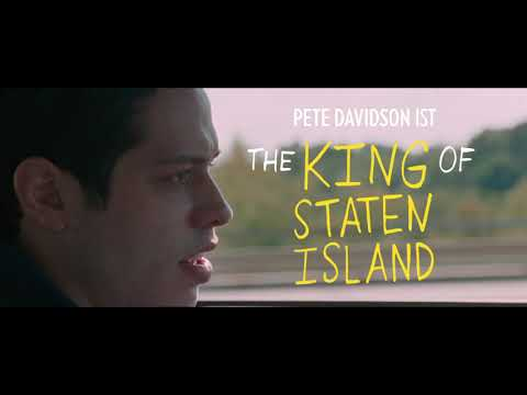 The King of Staten Island - Official Trailer from YouTube · Duration:  2 minutes 20 seconds