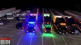 At The Parking Lot The Great American Trucking Show Gats 2017 Trucker Rudi 08 23 17 Vlog 1169