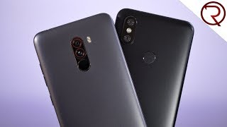 Pocophone F1 VS Xiaomi Mi A2 Camera Comparison!