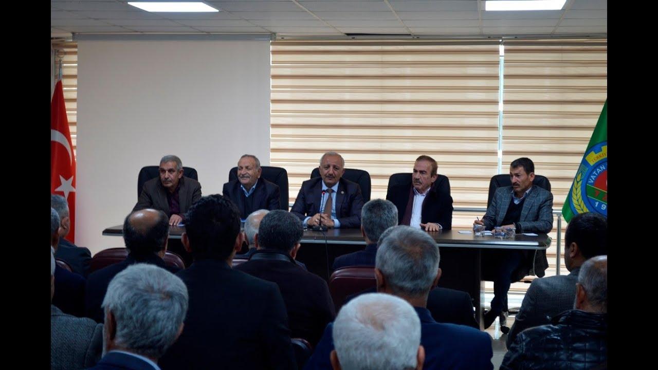 """Adıyaman'da """"Tütün Yasası"""" ile ilgili Toplantı Düzenlendi"""