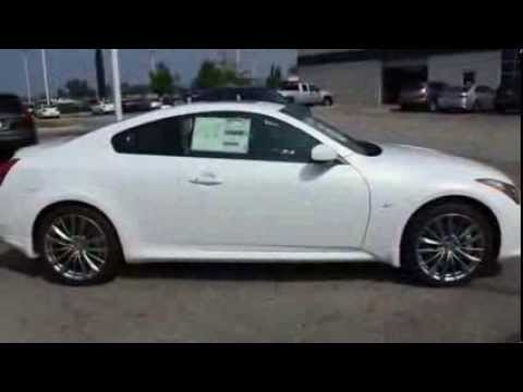2014 infiniti q60 coupe base white 2 youtube. Black Bedroom Furniture Sets. Home Design Ideas