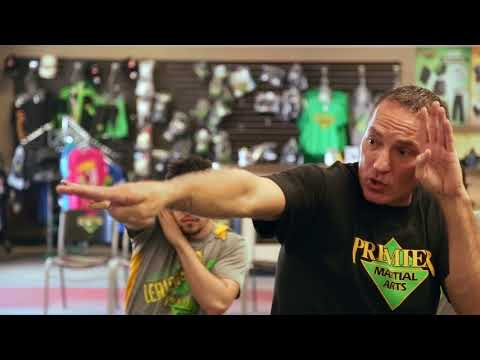 James Cox Instructional Video Of Most Valuable Martial Arts Skills!