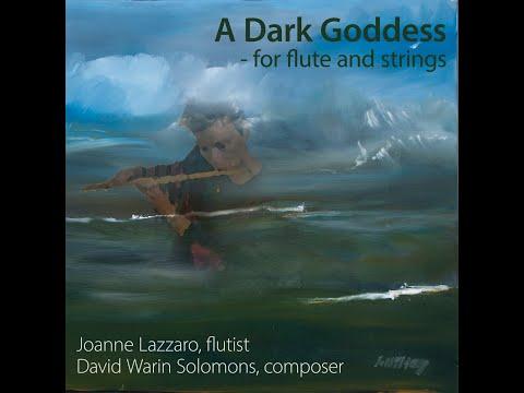 A Dark Goddess  - For Flute And Strings