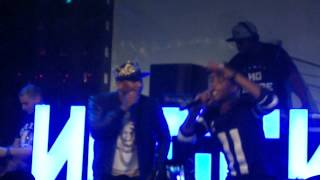 """B.o.B & Maino """"Dreamer"""" (Live @ SOB"""