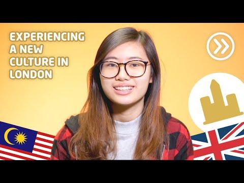 Malaysia to the UK: Megan's student life