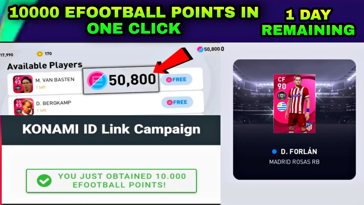 10000 EFOOTBALL POINTS IN ONE CLICK | GONE NOW | FULL PROCESS | PES 2021 LAST CAMPAIGN |NEYMAR TRICK