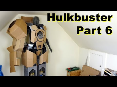 iron-man-hulkbuster-cosplay-#6-|-cardboard-mockup!-|-james-bruton