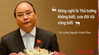 Những lời nói, hành động ấn tượng của Thủ tướng | VTC